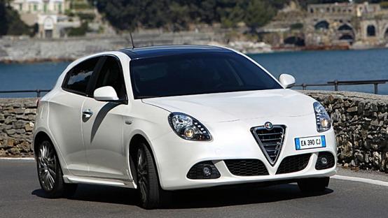 Alfa Romeo Giulietta si aggiudica le cinque stelle Euro NCAP