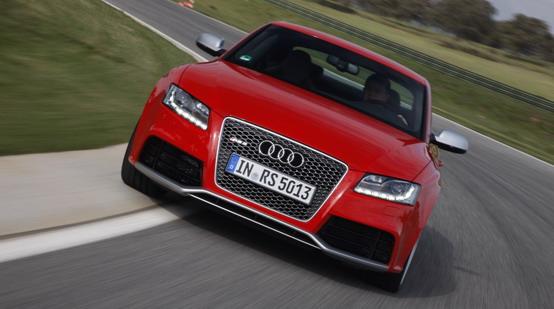 Audi RS5, Quattro e il geco: il trio delle meraviglie torna per il trentennale