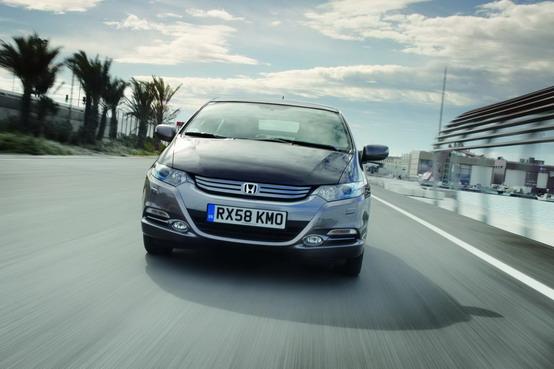 Honda Insight ibrida, in arrivo nuove sospensioni e alcune piccole novità