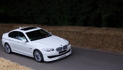 Alpina B5 F10 2011