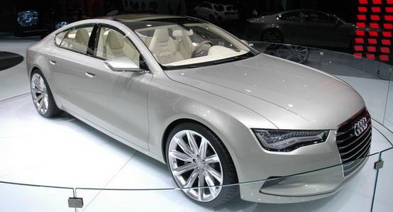 Audi A7 Sportback, presentazione ufficiale il 26 luglio a Monaco di Baviera