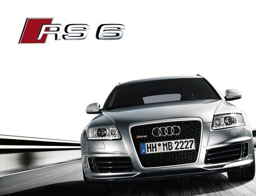 Audi RS6, termina la produzione [riflessione]