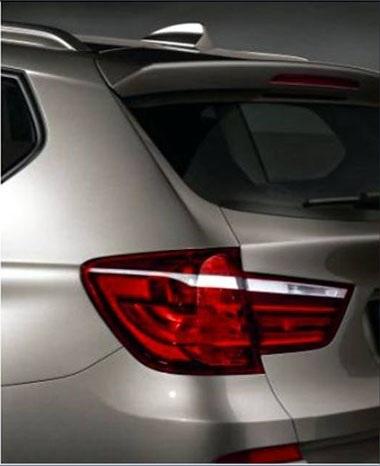 BMW X3 2011, nuova immagine ufficiale [teaser]