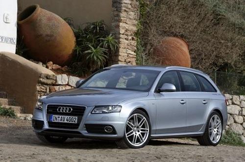 Audi a4 berlina e audi a4 avant 30 years quattro edition 2011 for Lunghezza audi a4 berlina