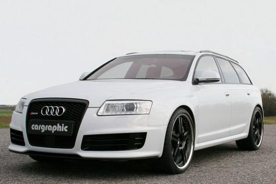 Cargraphic Audi RS6, l'ultimo tuning per il canto del cigno