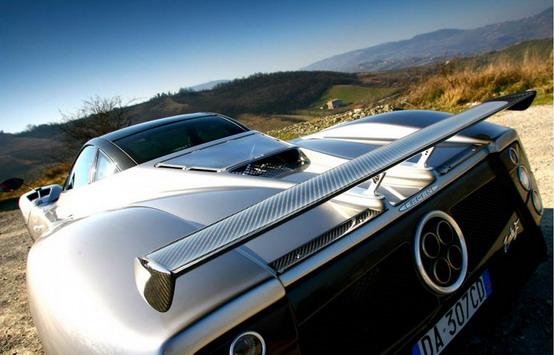 Pagani vuole realizzare una nuova V8 più piccola