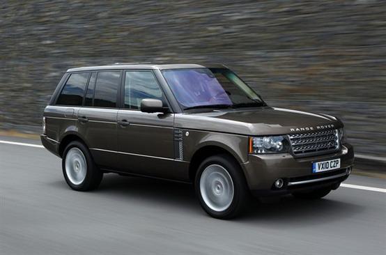 Range Rover TDV8, esclusa momentaneamente la vendita sul suolo americano