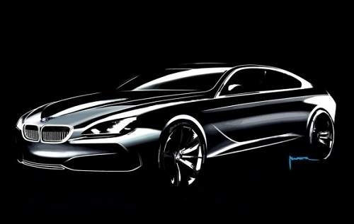 BMW Serie 6 Shooting Brake, una concept in arrivo al Salone di Parigi
