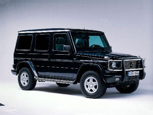 Mercedes Classe G, campagna richiami per il SUV negli Stati Uniti