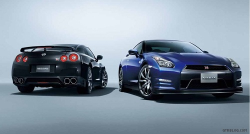 Nissan GT-R 2011, prime informazioni in una foto ufficiale