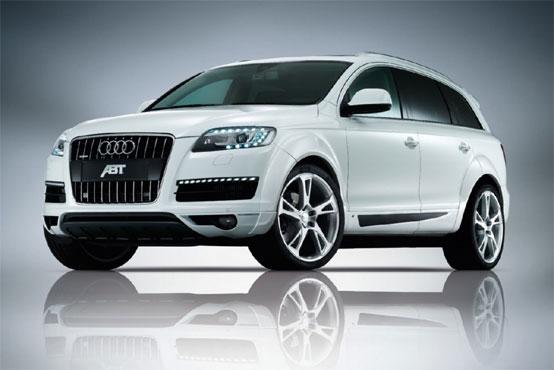 Audi Q7, disponibile anche il kit 30 Years Quattro Edition