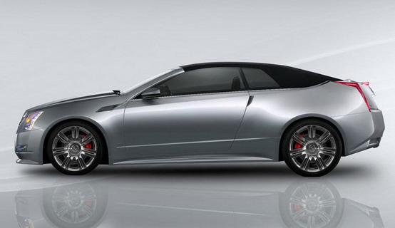 Cadillac CTS-V coupé trasformata in cabrio da Droptop Customs