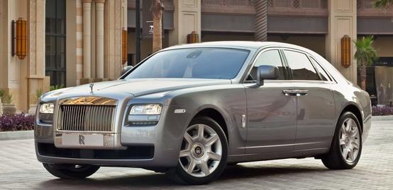 Rolls Royce Ghost, in arrivo le versioni coupé e convertibile