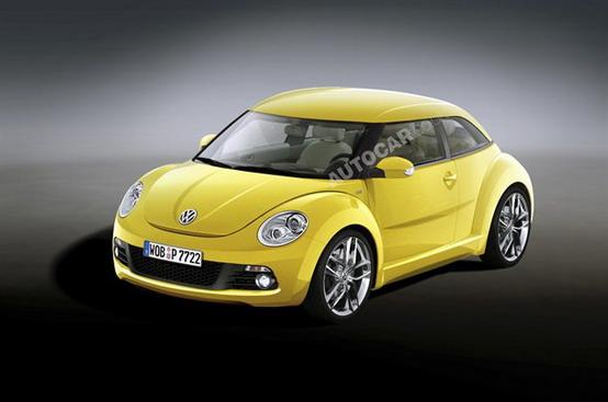 """Volkswagen Beetle, voci parlano di un cambiamento """"radicale"""""""