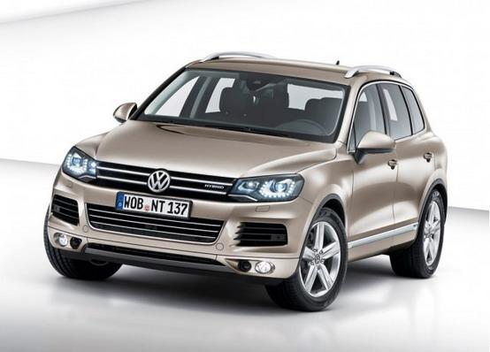 Volkswagen Touareg R, forse in preparazione una versione ibrida