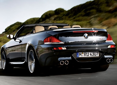 bmw m6 coup e cabrio termina ufficialmente la produzione. Black Bedroom Furniture Sets. Home Design Ideas