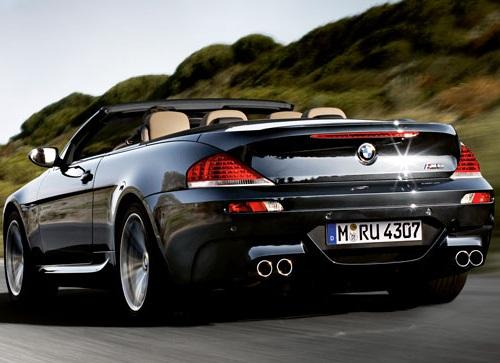 BMW M6 Coupé e Cabrio, termina ufficialmente la produzione