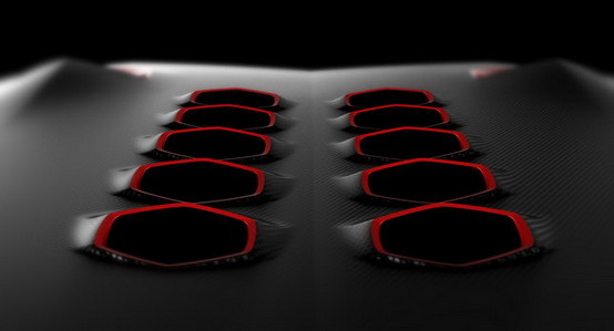 Lamborghini Jota: seconda anticipazione e manifesto per il futuro