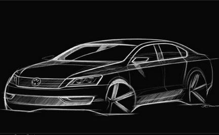 Volkswagen Passat restyling, debutterà al Salone di Parigi