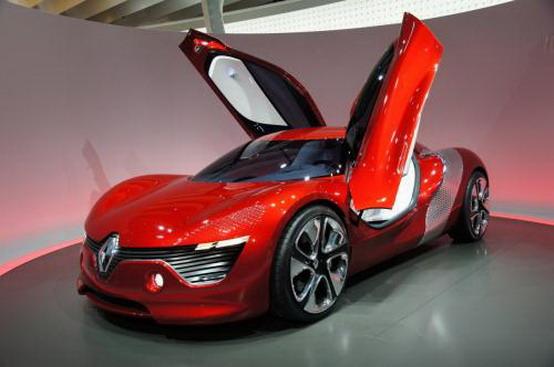 Renault Concept DeZir