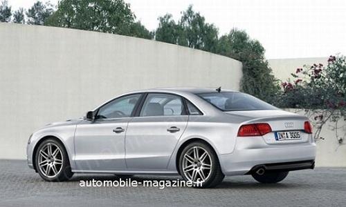 Audi A3 berlina, pronta nel 2013