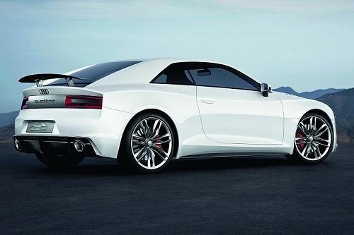 Audi Quattro Concept, la sua rivale sarà…Nissan GT-R