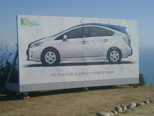 Toyota Prius MPV, sarà presentata al Salone di Detroit 2011