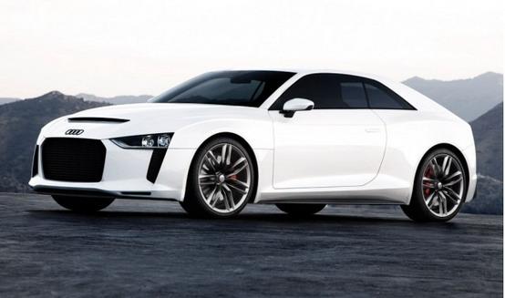 Audi Quattro Concept, possibile il lancio come modello a tiratura limitata