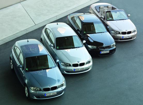 Bmw Serie-1: la nuova auto a trazione anteriore crea problemi di gamma