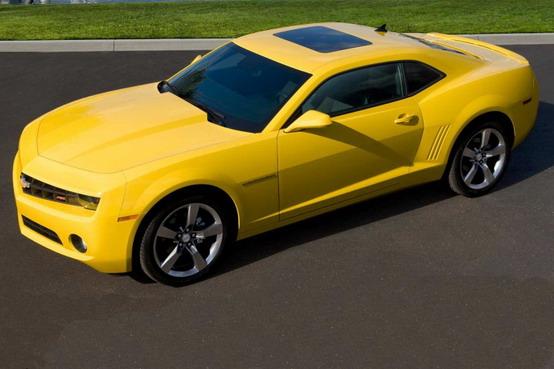 """SEMA 2010: Chevrolet Camaro in vantaggio per il premio di """"Hottest Car"""""""