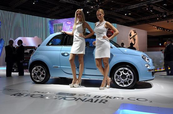 Salone di Parigi 2010: Fiat, presenza sotto traccia. Ecco perchè