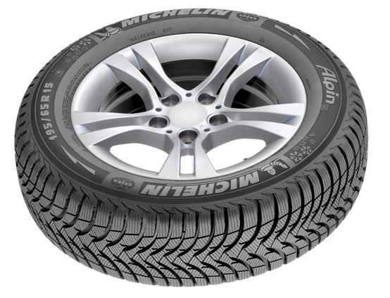 Michelin Alpin A4, il nuovo pneumatico per affrontare l'inverno in sicurezza