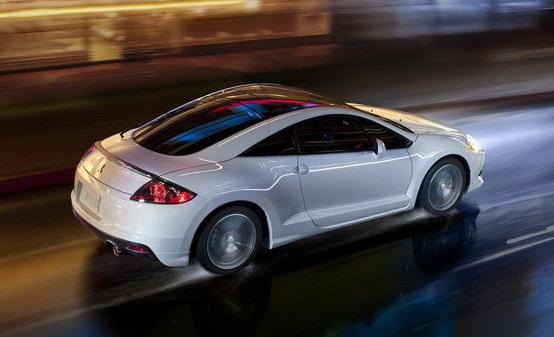 Mitsubishi Eclipse, non è ancora finita. Novità in arrivo per il facelift 2011