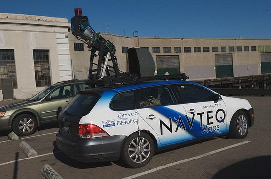 Navigatori GPS: Navteq fornirà ufficialmente le mappe a NDrive Navigation