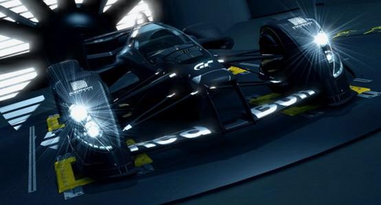 GT5: la Red Bull X1 sarà la più veloce del gioco. Parola di Sebastian Vettel