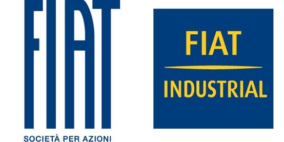 Gruppo Fiat, i loghi di Fiat S.p.A. e Fiat Industrial S.p.A.