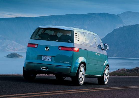 Volkswagen Microbus, uno spiraglio di futuro per la monovolume Type 2