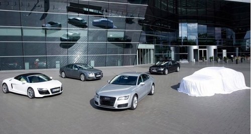 Audi A6, la nuova generazione sarà prodotta dal 2010