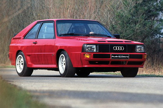 Audi Sport Quattro 1980, il designer la considerava orrenda