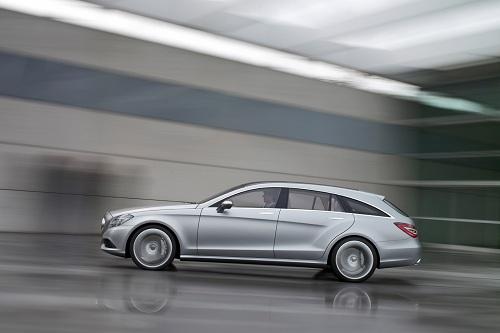 Mercedes CLS Shooting-Break, confermata la produzione