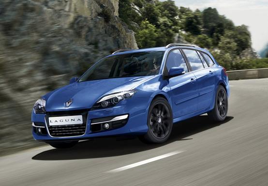 Renault Laguna, lanciato ufficialmente il model year 2011