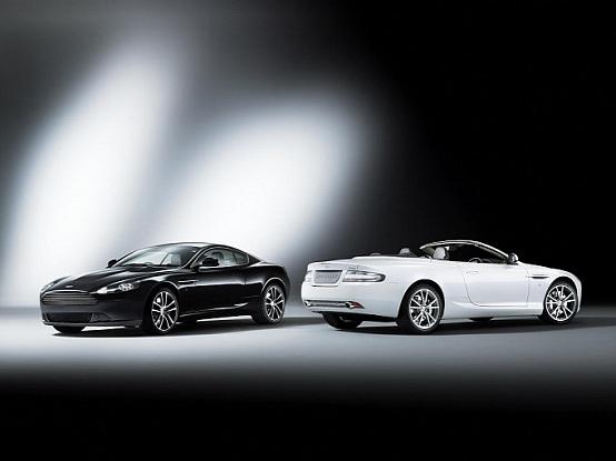 Aston Martin DB9, tre nuove versioni speciali