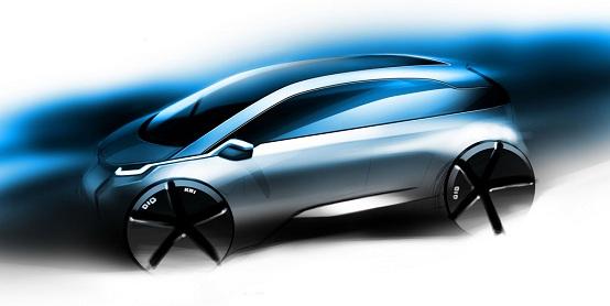 BMW Megacity Vehicle al Salone di Detroit 2011?