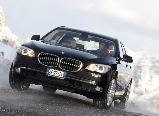 BMW xDrive Live