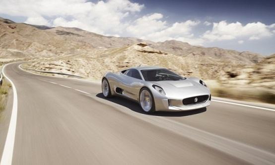 Jaguar C-X75, ancora incerta la produzione della supercar