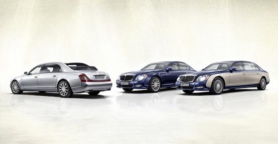 Aston Martin disegnerà e produrrà le nuove Maybach?