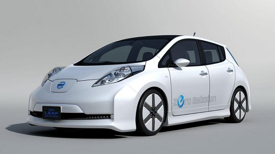 Nissan Leaf, la casa nipponica presenta la versione Aero Style Concept