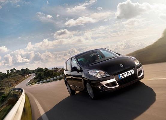 Renault Scenic, prodotti quattro milioni di esemplari