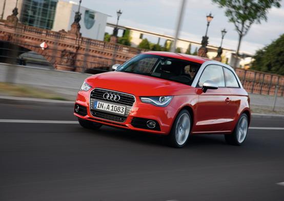 Audi A1 riceve le 5 stelle EuroNCAP per i suoi sistemi di sicurezza