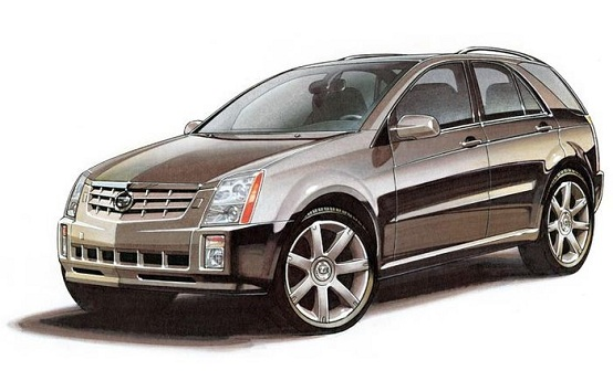 Cadillac, un SUV ibrido plug-in?